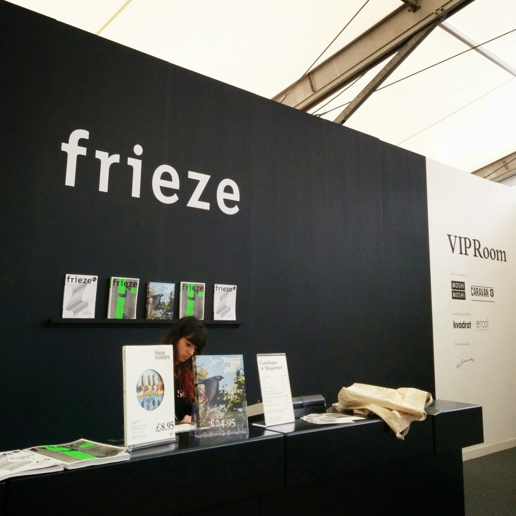 Frieze London 12