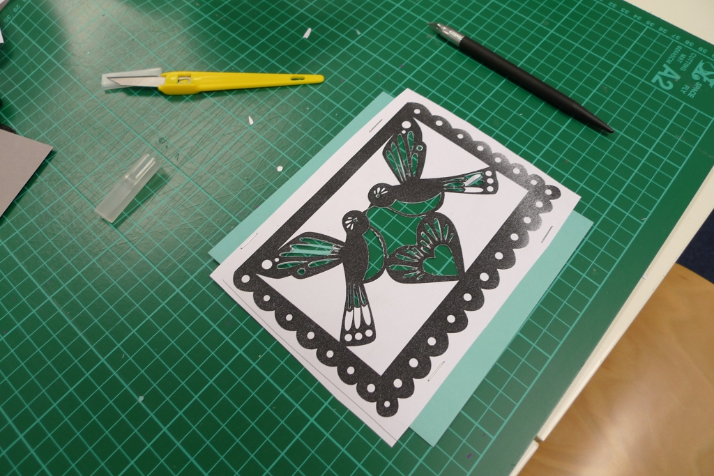 LCC Papercutting 5