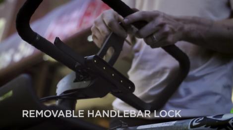 DENNY bike lock