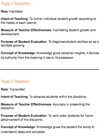 Learning styles teaching 2