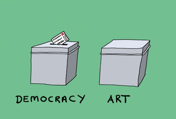 Grayson Perry democracy