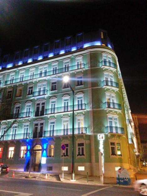 Chineseness Lisbon Holiday Inn