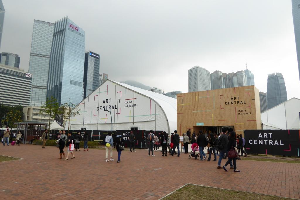 art central hong kong