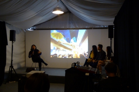 Art Talks Art Central 2015 3