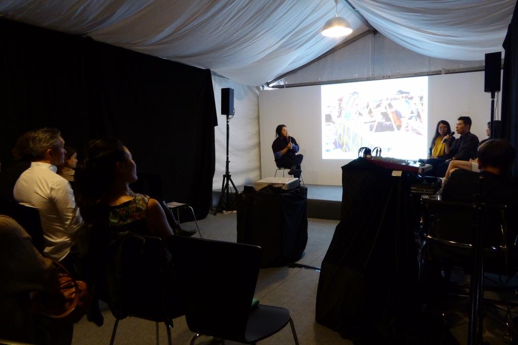 Art Talks Art Central 2015