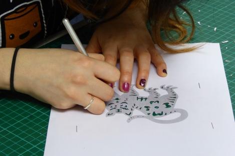 Papercutting LCC 11