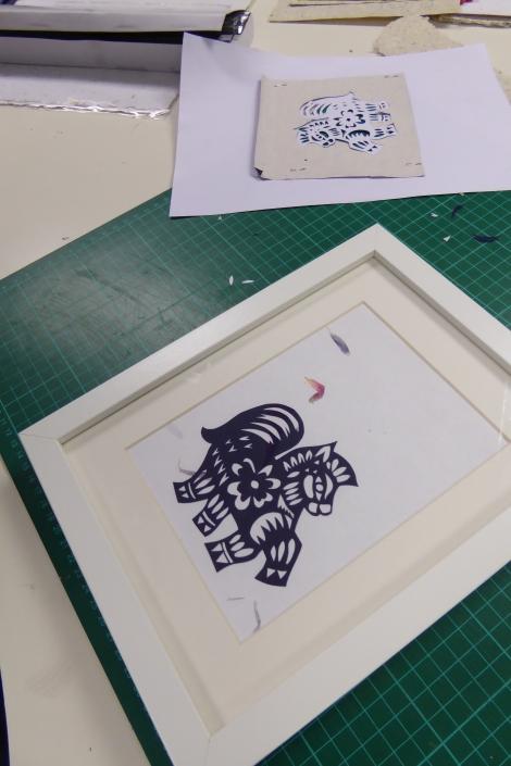 Papercutting LCC 12