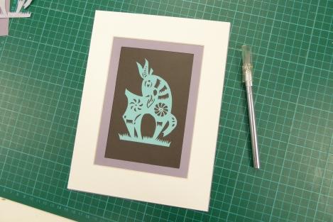 Papercutting LCC 15