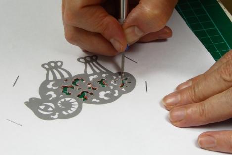 Papercutting LCC 3