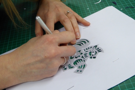 Papercutting LCC 9