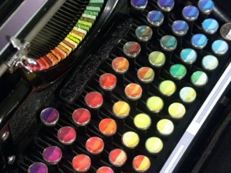Tyree Callahan Chromatic Typewriter 3