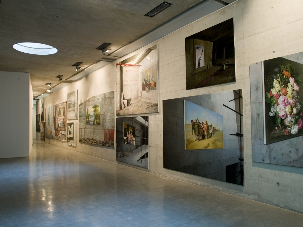 'The China Painters' (2007-08) by Christian Jankowkski