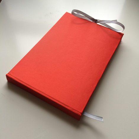 Mike bookbinding 2