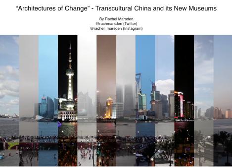 Rachel Marsden - Architectures of Change