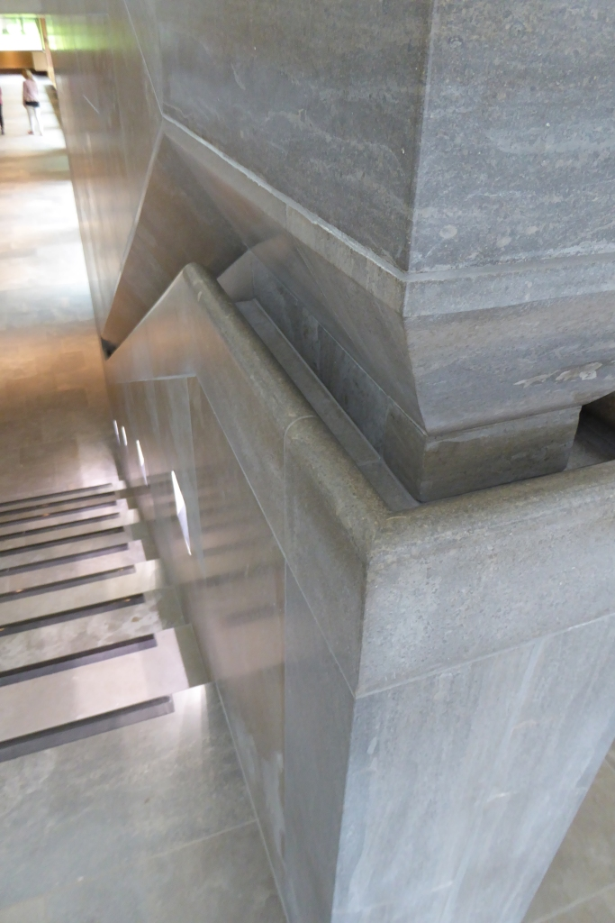 The Whitworth staircase