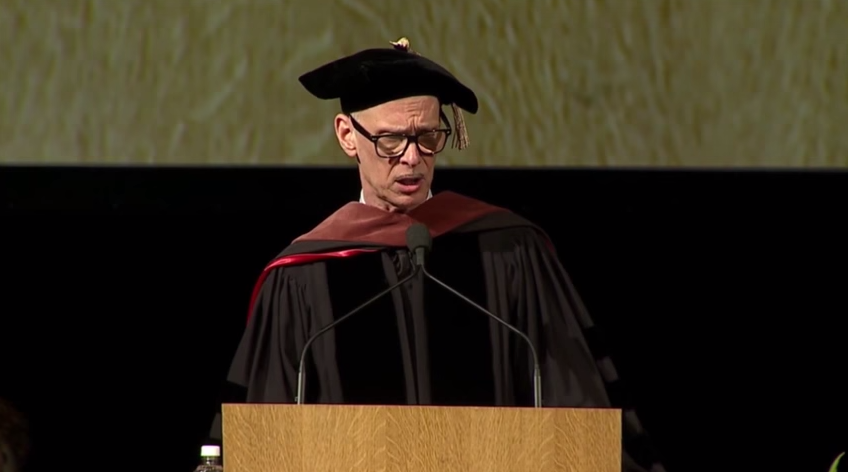 John Waters RISD 2015