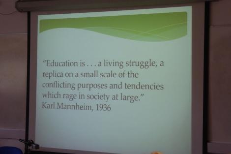 Education Conference BCU 9