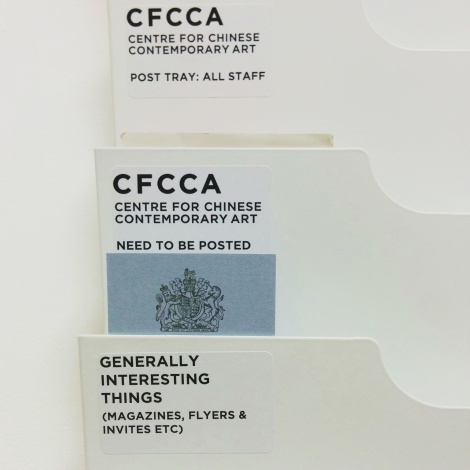 CFCCA in tray