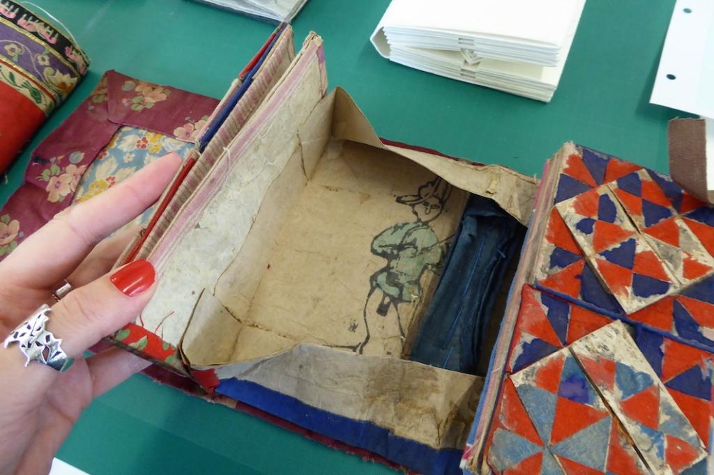 Lori Sauer Zhen Xian Bao Chinese Thread BookBookbinding 10
