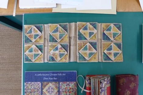 Lori Sauer Zhen Xian Bao Chinese Thread BookBookbinding 12