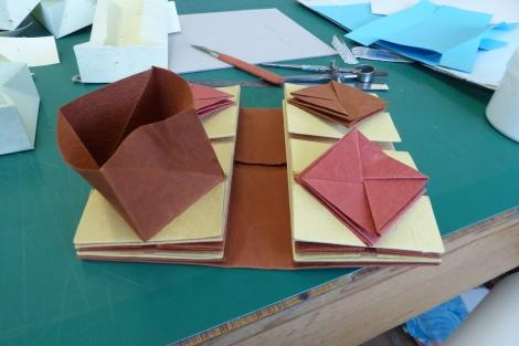 Lori Sauer Zhen Xian Bao Chinese Thread BookBookbinding 15