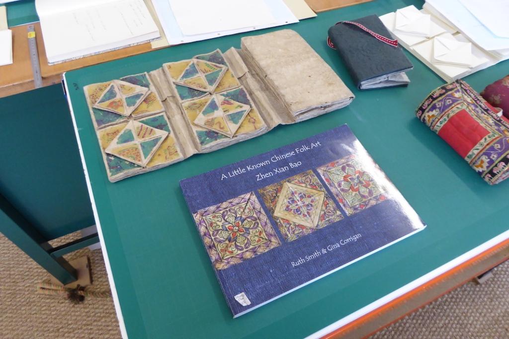 Lori Sauer Zhen Xian Bao Chinese Thread BookBookbinding 3