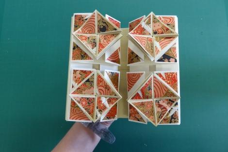Lori Sauer Zhen Xian Bao Chinese Thread BookBookbinding 30