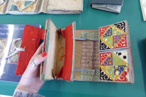 Lori Sauer Zhen Xian Bao Chinese Thread BookBookbinding 5