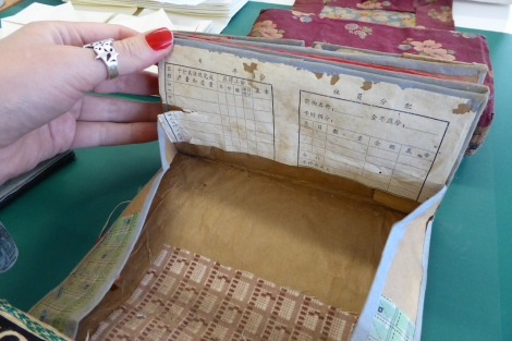 Lori Sauer Zhen Xian Bao Chinese Thread BookBookbinding 6