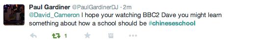 Chinese School BBC2 Twitter 3