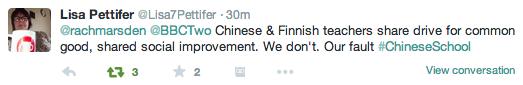 Chinese School BBC2 Twitter 19