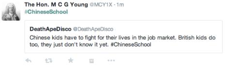 Chinese School BBC2 Twitter 20