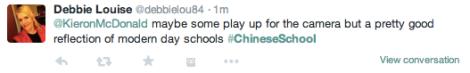 Chinese School BBC2 Twitter 10