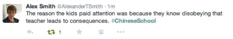 Chinese School BBC2 Twitter 16