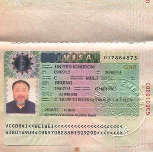 Home Office Visa Case Number