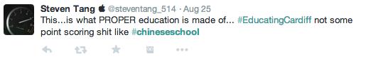 Chinese School BBC2 Twitter 31