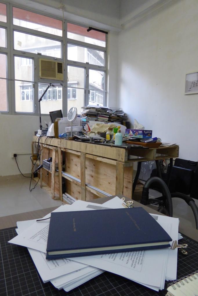 Morgan Wong studio 3