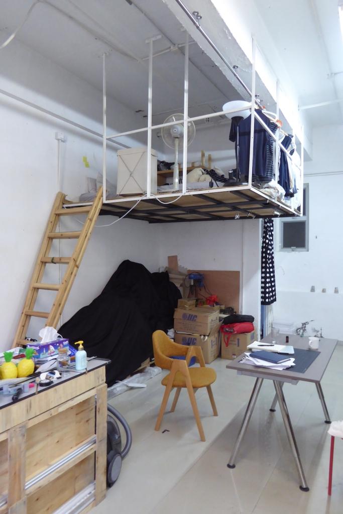 Morgan Wong studio 5