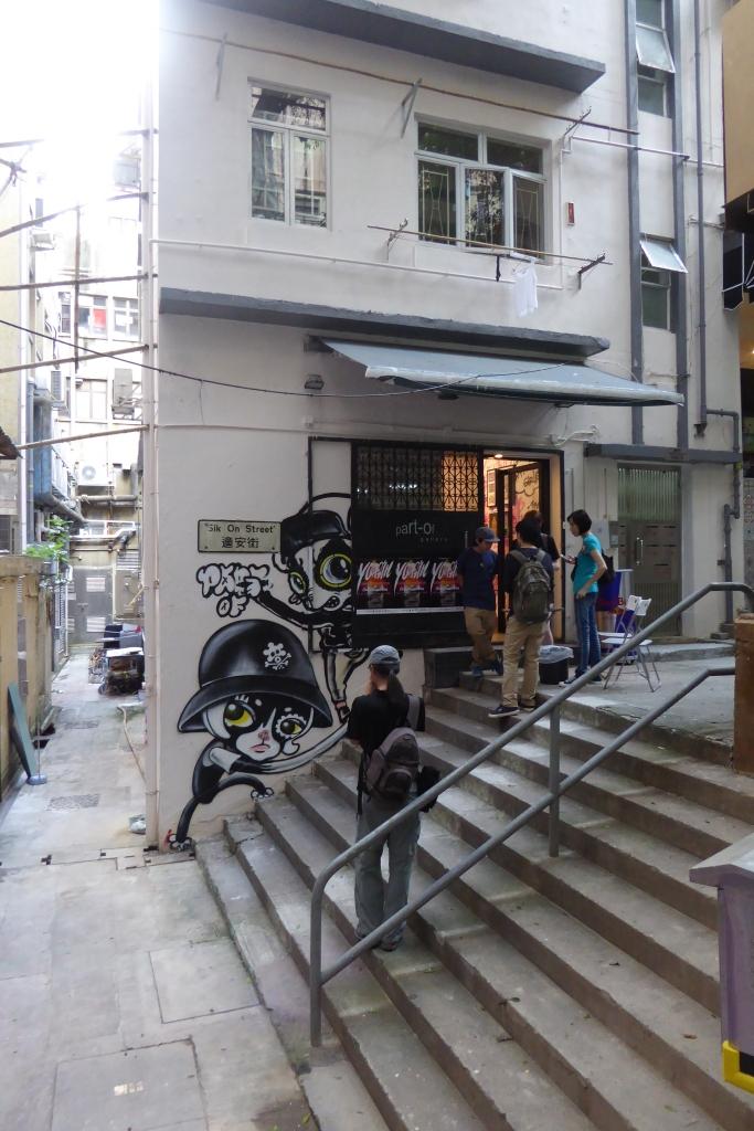 Yo Girls Graffiti Exhibition by CGG Crew (China Graffiti Girls) 18