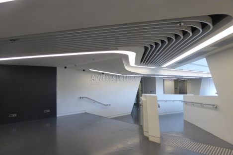 Zaha Hadid Jockey Club Innovation Tower 6