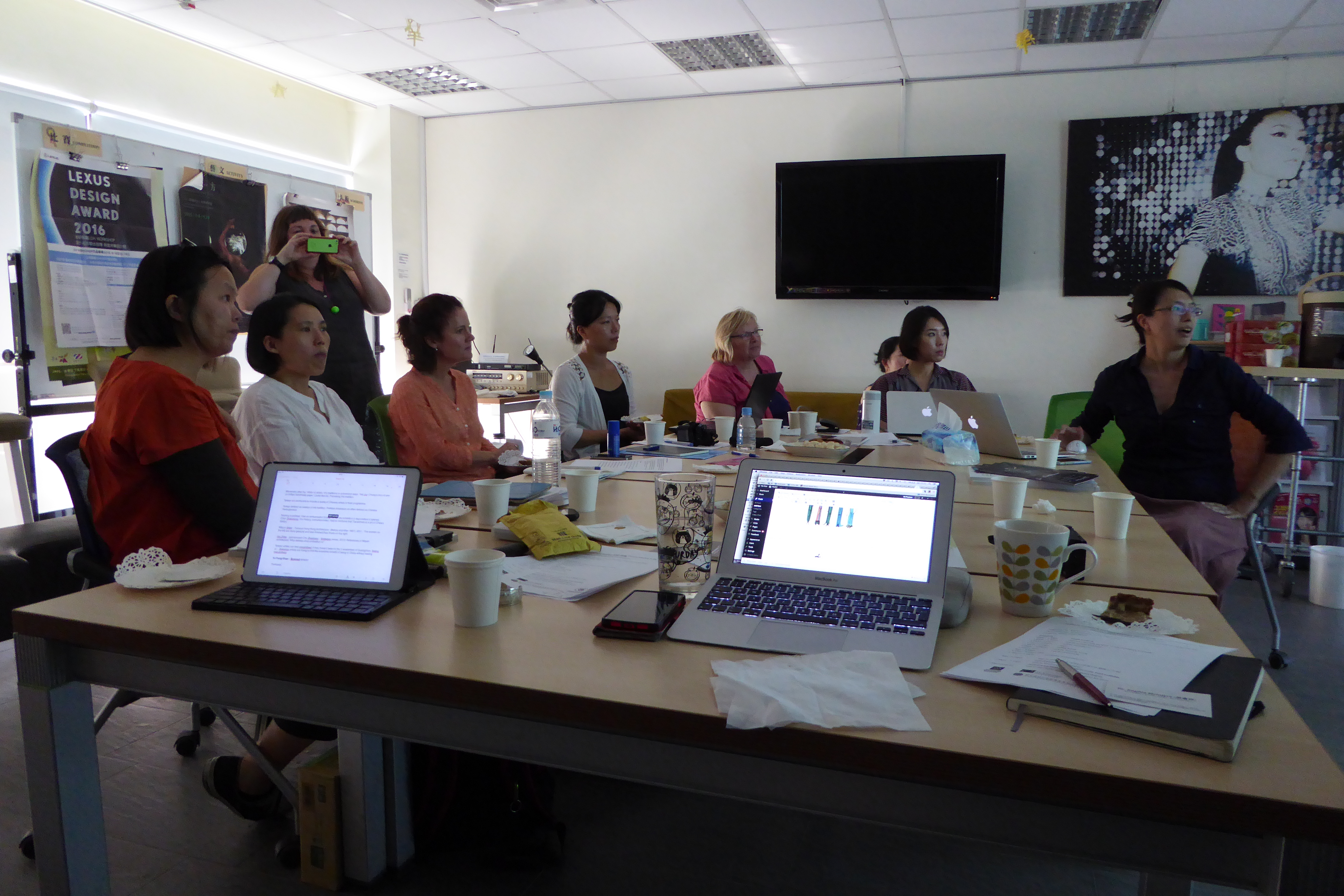Research Networking Lab 4 – Culture, Capital and