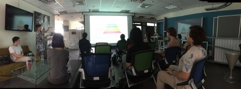 Teaching at NCKU Tainan 2