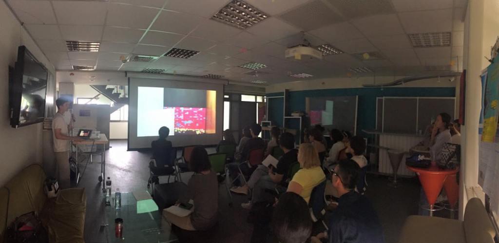 Teaching at NCKU Tainan 3