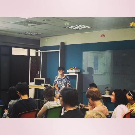 Teaching at NCKU Tainan 4