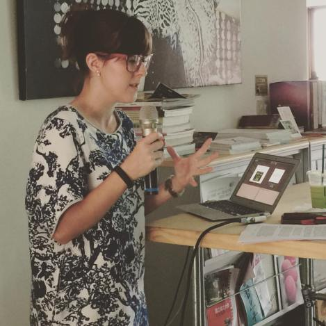 Teaching at NCKU Tainan 6