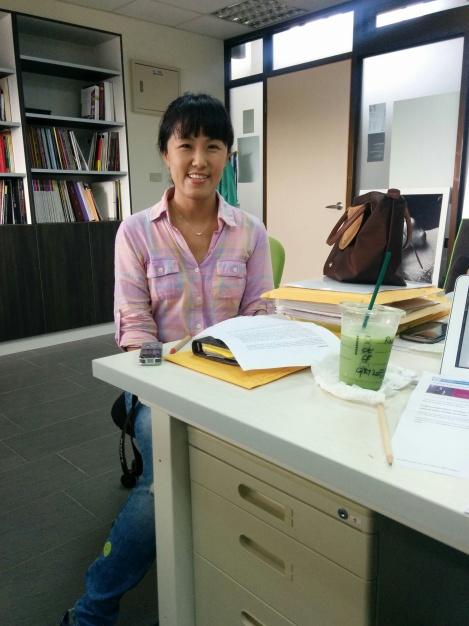 Teaching at NCKU 7 Sonia Selavy