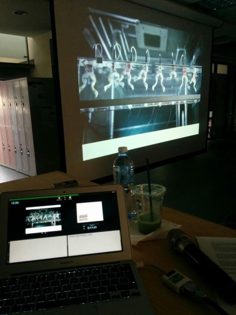 Teaching at NCKU Tainan 10