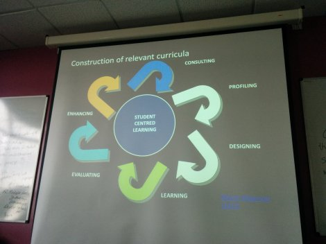 Curriculum Design 1 Construction of relevant Curricula Robert Wagenaar 2013