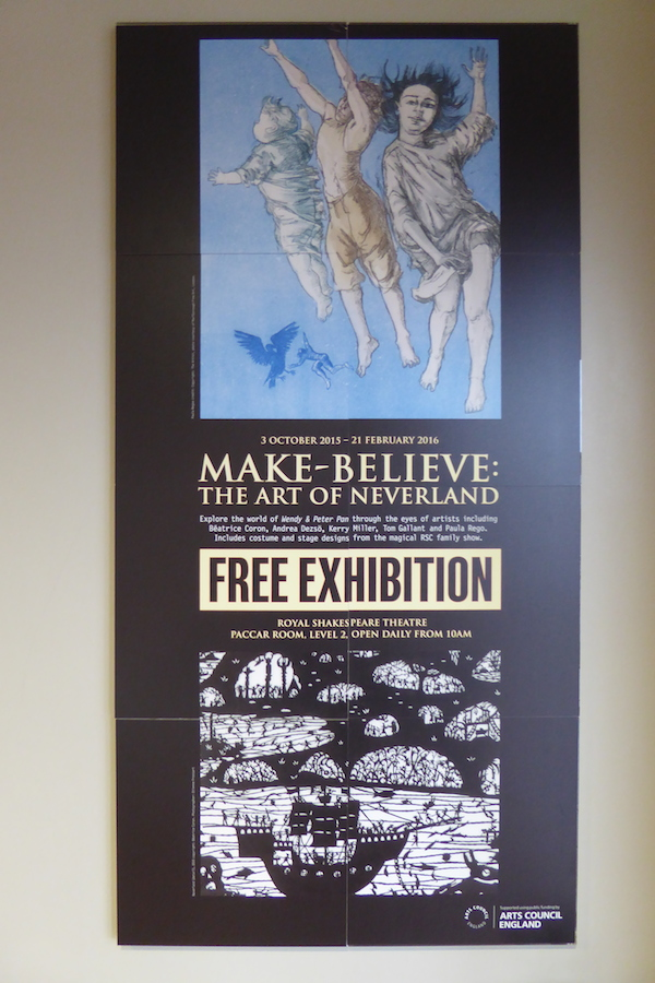 Make Believe exhibition RSC 2