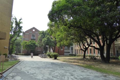 Teaching at NCKU Tainan 12